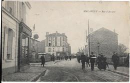 Malakoff : Rue D'Arcueil - Malakoff