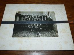 Montigny-le-Tilleul Photo De Classe 1911-12 17x12 Hors Passe Partout - Sonstige