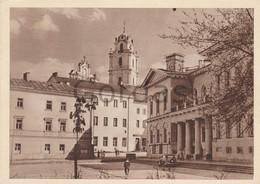 Lithuania - Vilnius - The Old Town - Near The V. Mickevicius - Kapsukas University - Litauen