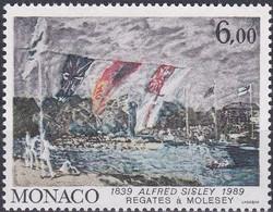 Monaco TUC 1989 YT 1695 Neuf - Nuevos