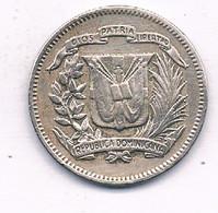 2 1/2 GRAMOS 1973 DOMINICAANSE REPUBLIEK /8917/ - Dominikanische Rep.
