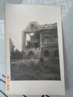 AMIENS  :carte Photo ,la Guerre 1914 : à Identifier - Amiens