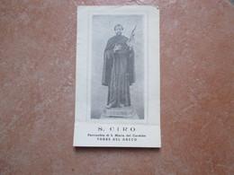 S.CIRO Parrocchia S.Maria Del Carmine Torre Del Greco - Devotion Images