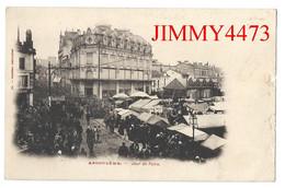 CPA - ANGOULEME 16 Charente - Jour De Foire ( Rue Bien Animée ) N° 66 - Edit. TONGIMED - Scans Recto-Verso - Angouleme