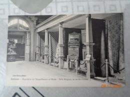 AMIENS  :exposition De L'ameublement Au Musée , Salle Maignan ,au Rez -de -chaussée - Amiens