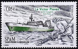 France S. P. M.  T. U. C. De  2015 YT 1126 Neuf - Nuevos