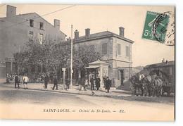 CPA 13 Saint-Louis - Octroi De Saint-Louis - Saint-Louis-du-Rhône