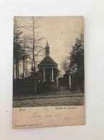 Carte Postale Ancienne (1904)  NIMY Chapelle De Conception - Mons