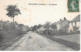 (1)      08    Poilcourt      Entrée Du Village  Vue Générale - Otros Municipios