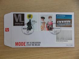 First Day Cover 2010 België  Mode Dit Is Belgisch / Mode C'est Du Belge     FDC P 1688 II - 2001-10