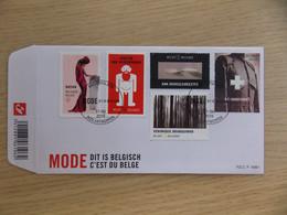 First Day Cover 2010 België  Mode Dit Is Belgisch / Mode C'est Du Belge     FDC P 1688 I - 2001-10