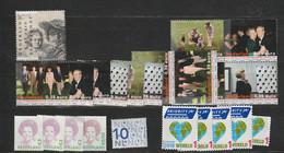 Lot Niederlande Ungebraucht, 20,73 Euro Und 5x Wereld-Marken - Sammlungen