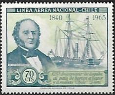 CHILI - Bateaux à Vapeur - William Wheelwright - Ships