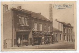 [ LIE 1 ]   Embourg    --   Maison Vve Lecompte Et Maison Communale - Chaudfontaine