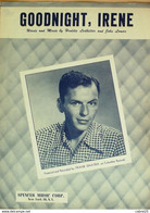PARTITION-SINATRA FRANK-GOODNIGHT IRENE-1950-124 - Koorzang