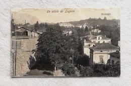 Cartolina Illustrata Un Saluto Da Lugano - Massagno, Non Viaggiata - Gruss Aus.../ Gruesse Aus...