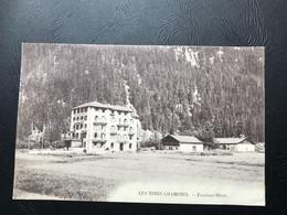 LES TINES CHAMONIX Excelsior Hotel - 1926 Timbrée - Chamonix-Mont-Blanc