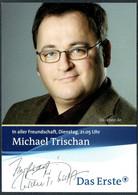 D2903 - TOP Michael Trischan - Orig Autogramm Autogrammkarte - Autografi