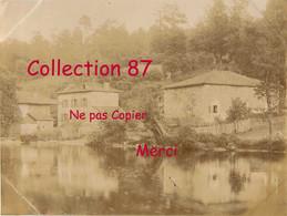 87 ☺♣♣ SAINT JUST Le MARTEL < RARE VISUEL Du MOULIN De CINTRA - MOULIN à EAU  MINOTERIE - Otros Municipios