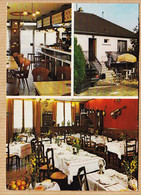 X36033 Etat Parfait -VATAN Indre OLYMPIC Bar-Hôtel-Restaurant Les POUSSILLARDS 26 Place De La République Cppub 1980s - Other Municipalities