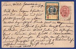 Postkarte (aa3194) - Entiers Postaux