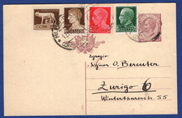 Postkarte (aa3209) - Entiers Postaux