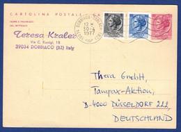 Postkarte (aa3212) - Entiers Postaux