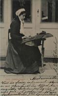Gent - Gand ( Folklore Vlaanderen) Albert Sugg //  Serie 1 No. 219 // Dentellieres Flamand II. 1904 - Gent