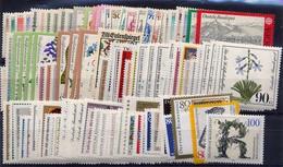 1975-1990 **   Séries Complètes **  Joli Lot Facial 75,-DM Soit 37-euros - Unused Stamps