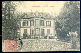 Cpa Du 77 Sourdun --  Villa Des Fauvettes   NOV20-04 - Andere Gemeenten