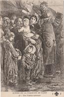 N°8025 R -cpa Illustrateur Clément Auguste Andrieux -scènes De La Commune De Paris- - Other Illustrators