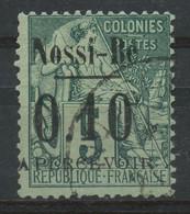 Nossi-Bé (1891) Taxe N 15 (o) - Gebraucht