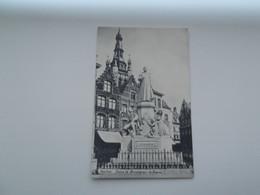 KORTRIJK / COURTRAI: Statue De Monseigneur De Haerne - Kortrijk