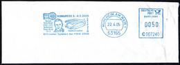 GERMANY 2005 - METER / EMA IMOS - HEINRICH SCHOMBURGK - TENNIS OLYMPIC WINNER STOCKOLM 1912 - LEIPZIG STADIUM - FOOTBALL - Ete 1912: Stockholm