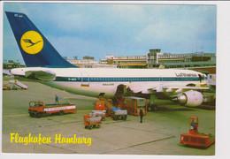 Rppc Lufthansa Airbus A320 Aircraft @ Hamburg Airport - 1919-1938: Fra Le Due Guerre