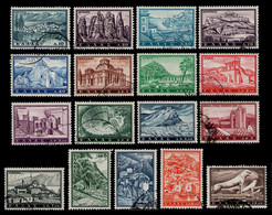 GREECE 1961 - Set Used - Used Stamps