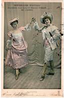 SPECTACLE. OPERA. BERGERADES WATTEAU DANSEES Par LEA Et RENEE PIRON. GAVOTTE. 1903. - Opera