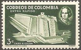 COLOMBIE - Colomb Et Le Projet De Phare - Unclassified