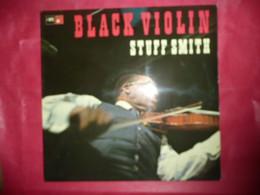 LP33 N°6840 - STUFF SMITH - BLACK VIOLIN - 21 20650 - PEU COURANT ***** - Jazz