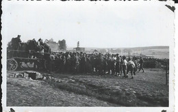 Belgique.Province De Namur. Beauraing 1940: Camps De Prisonniers, Corvée Eau. - Lieux
