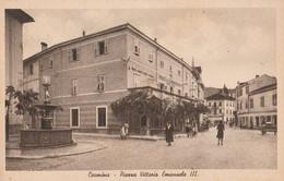 3168 -  CORMONS - PIAZZA V. EMANUELE III - Andere Städte