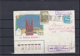 Litauen Michel Cat.No. Postal Stat U8 Used  (2) - Lithuania