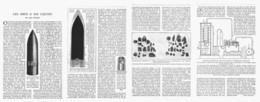 LES OBUS à AIR LIQUIDE 1918 - Altri