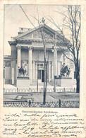 """10300""""ÖSTERREICHISCHES REICHSHAUS""""I.INTERNATIONALE JAGD AUSSTELLUNG-WIEN 1910-VERA FOTO-CARTOLINA SPEDITA 1910 - Unclassified"""