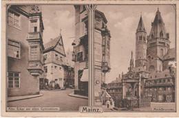 N°8039 R -cpa Mainz - - Mainz