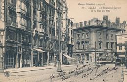 Lille LS Hautmont 86 Boulevard Carnot Et Rue Des Arts Rare TBE - Lille