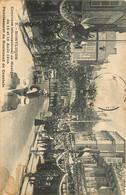 Dep - 03 - MONTLUCON Concours International De Musique Du 14 Et 15 Aout 1910 Pavoisement Du Boulevard De Courtais - Montlucon