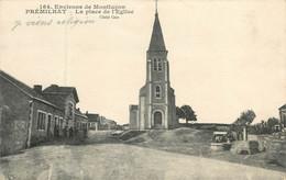 Dep - 03 - PREMILHAT La Place De L'église Environs De Montlucon - Other Municipalities