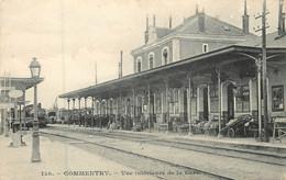 Dep - 03 - COMMENTRY Vue Interieure De La Gare - Commentry