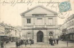 Dep - 60 - MERU  Hotel De Ville Mairie - Meru